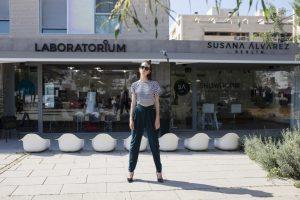 Lee más sobre el artículo Cursos de patronaje y confeccion de Laboratorium en Sevilla con SUSANA ÁLVAREZ